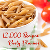 12,000 Recipes Party Planner
