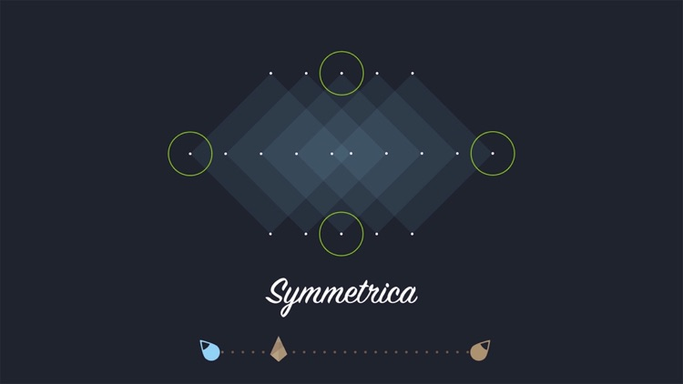 Symmetrica - Minimalistic game screenshot-2