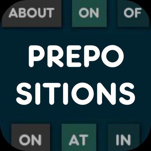Prepositions Test