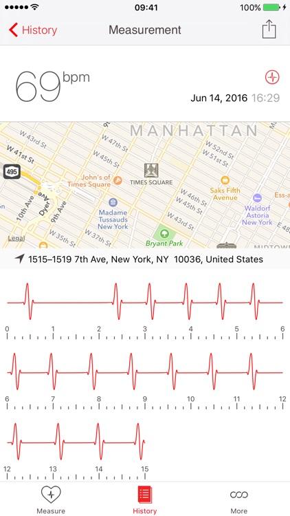 Cardiograph screenshot-3