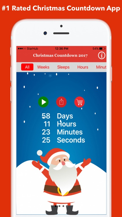 Christmas Countdown 2019 -