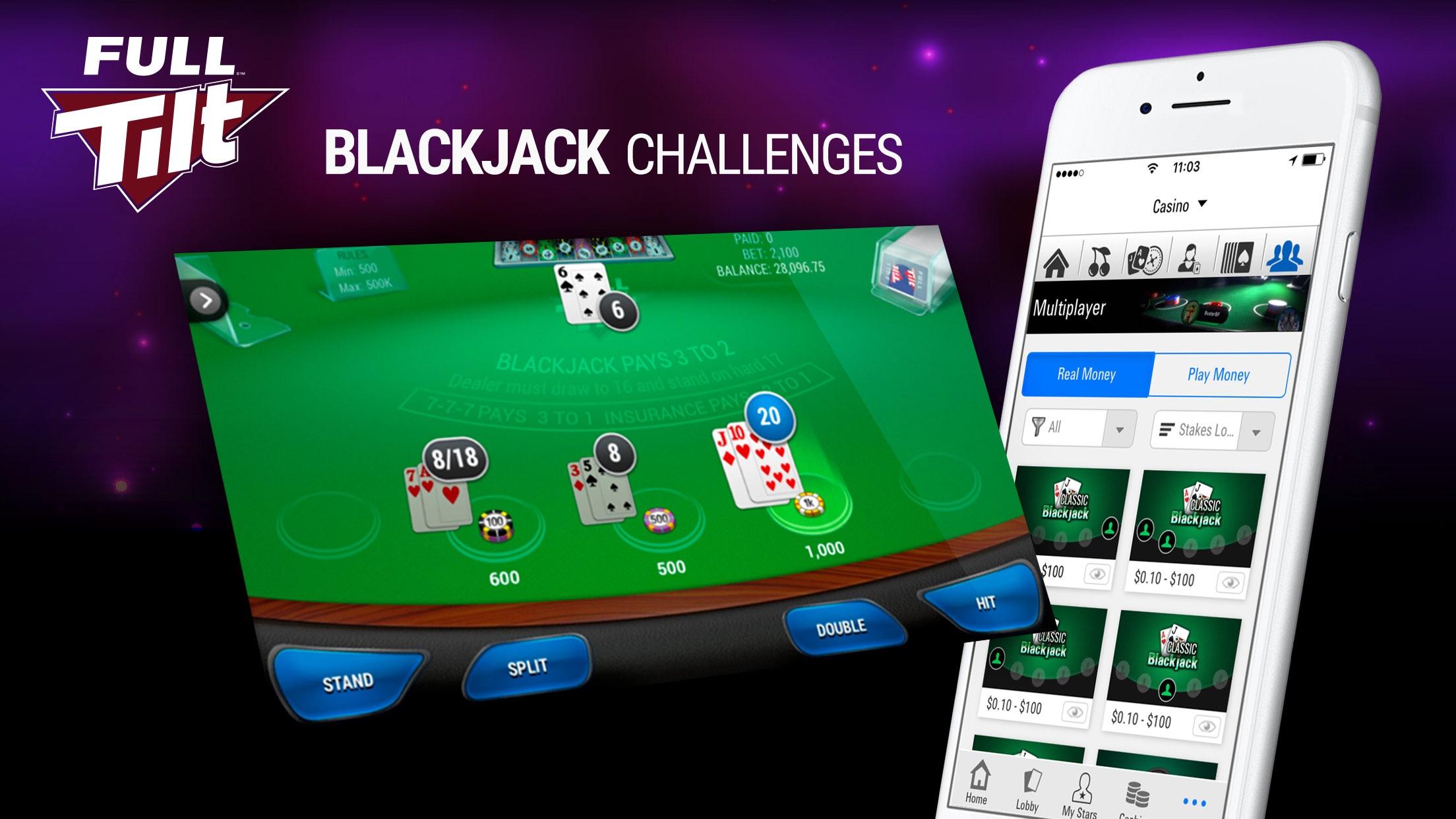 Full Tilt Poker: Texas Holdem Screenshot