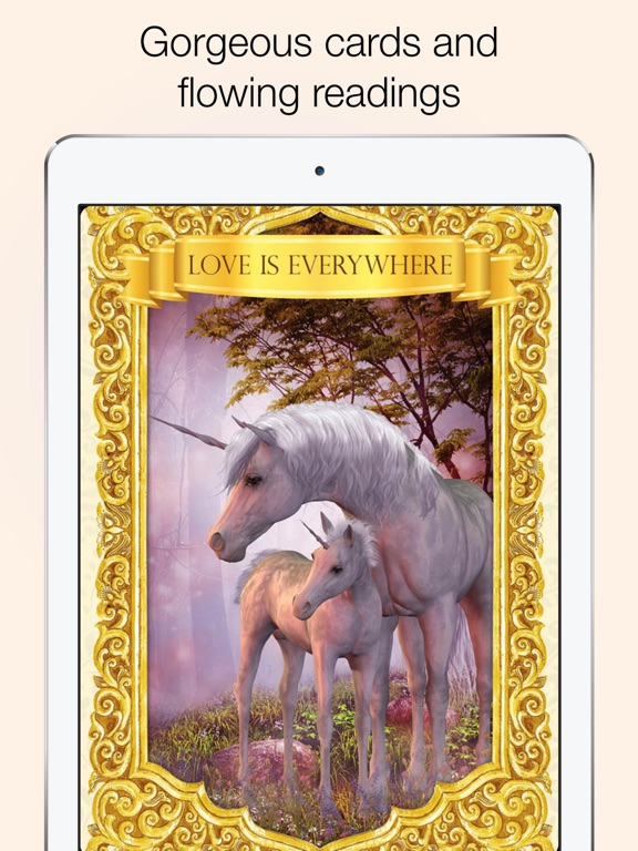 Ask the Unicorns Oracle Cards screenshot 7