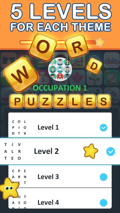 クロスワード - 簡単な暇つぶしゲーム〜紹介画像2