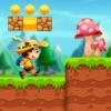 超级顶蘑菇 - 经典丛林跑酷大冒险游戏