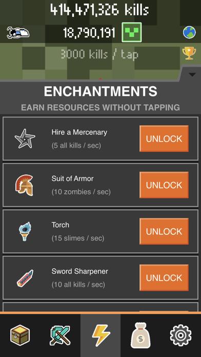 ClickCraft - ポケットマイニングのスクリーンショット4