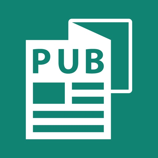 PUB Reader - for MS Publisher