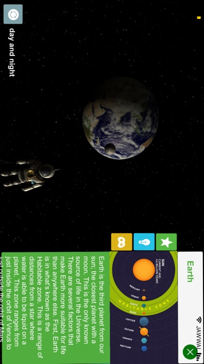 Solar System 4D screenshot-2