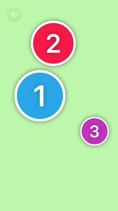 Counting Dots: Number Practice Screenshots