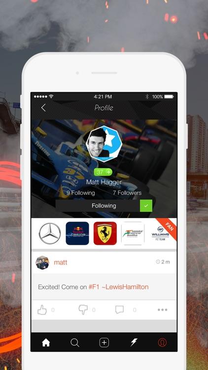 Octane - Race App screenshot-4