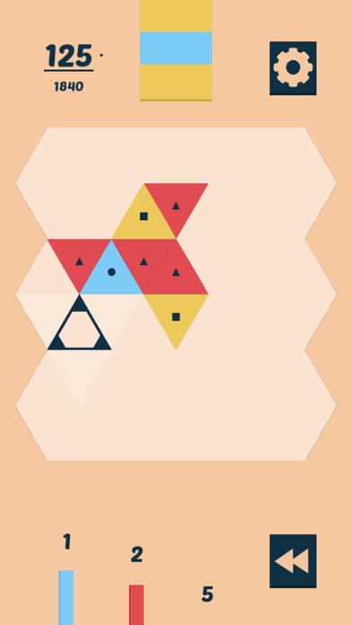 Triangle Trap screenshot 4