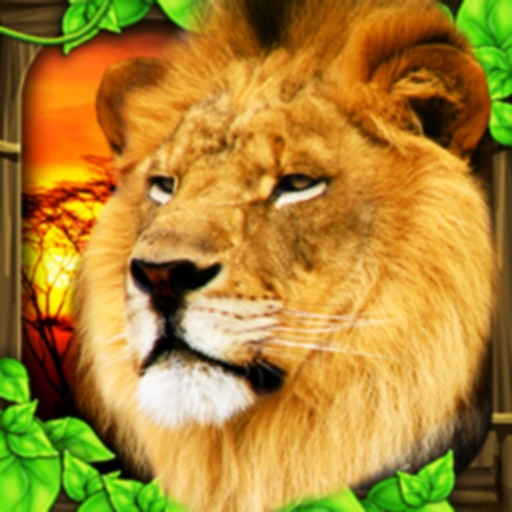 Safari Simulator: Lion icon