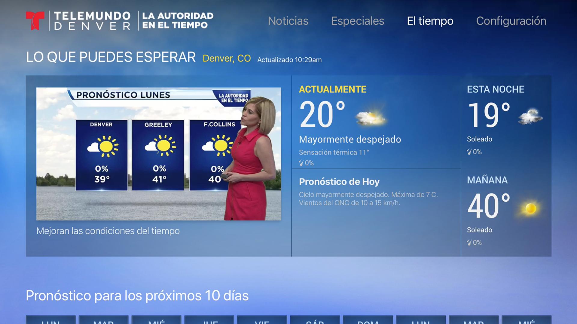 Telemundo Denver screenshot 13
