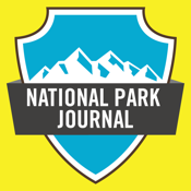 National Park Journal app review