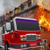 Fireman 911 Rescue Fire Truck