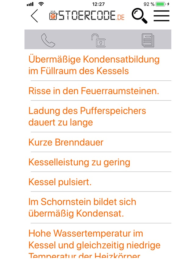 Störcode 2 on the App Store