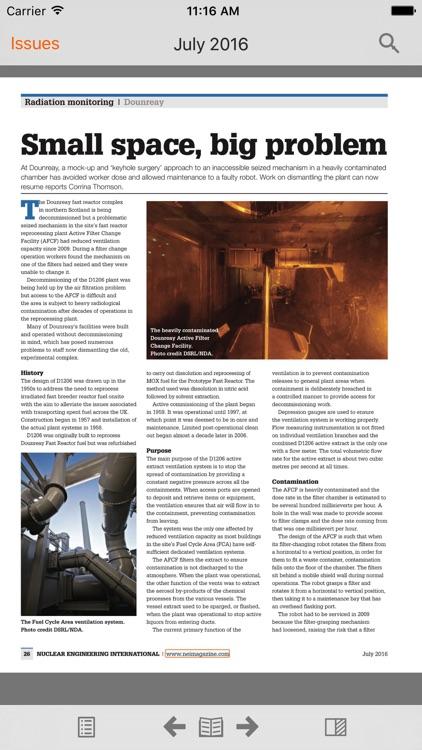 Nuclear Engineering Internat'l screenshot-4
