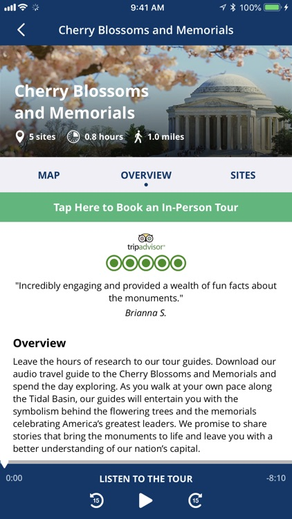 Audio Tours for Humanity