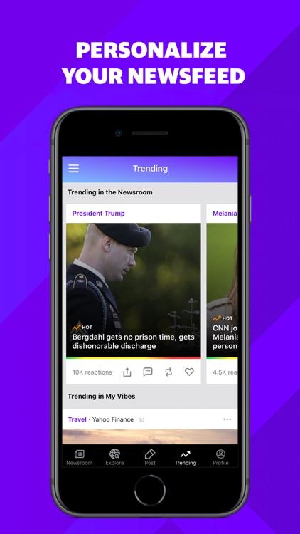 Newsroom - News worth sharing screenshot-4