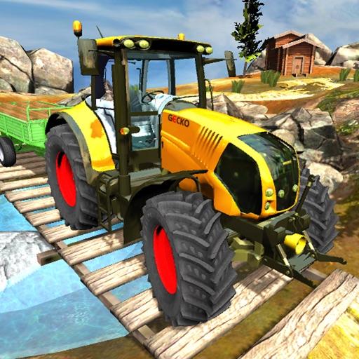Tractor Driver Cargo iOS App