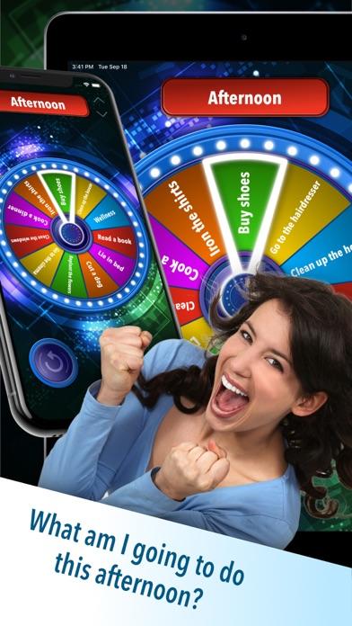 Wheel of Choice Plus screenshot 2