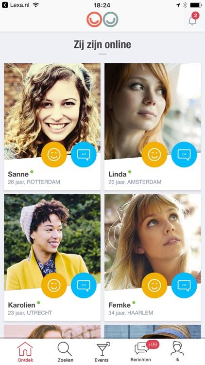 Lexa.nl dating voor singles