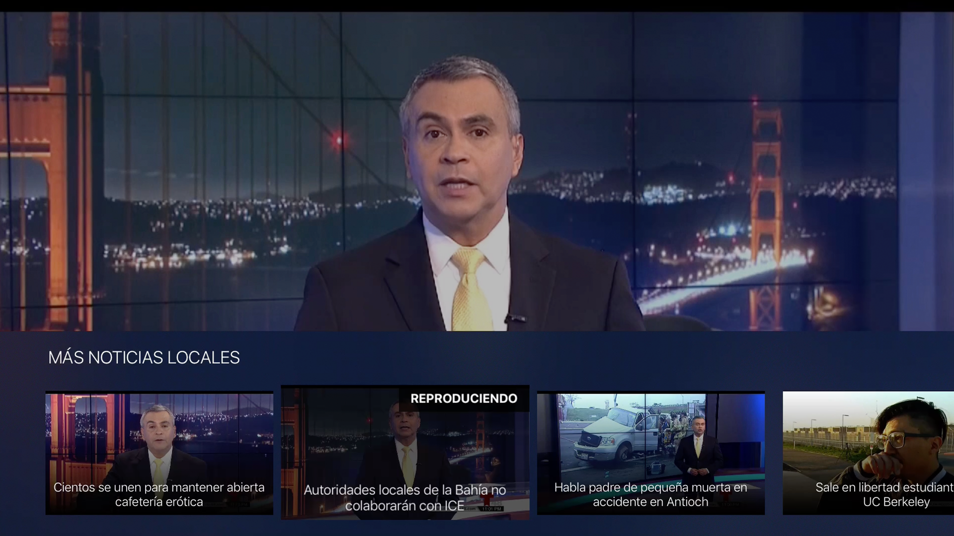 Telemundo 48 screenshot 16