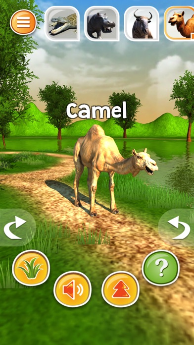 animal simulator 3d crocodile iphoneアプリ applion