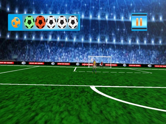 Goal Keeper Football Penalty screenshot 10