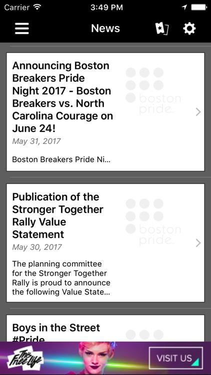 Boston Gay Pride