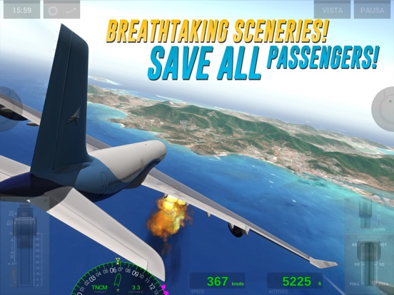 Extreme Landings Screenshots