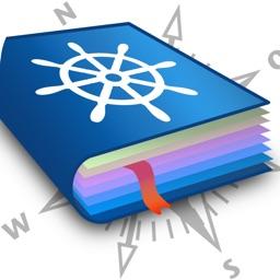 Ship's Log Book for Captains
