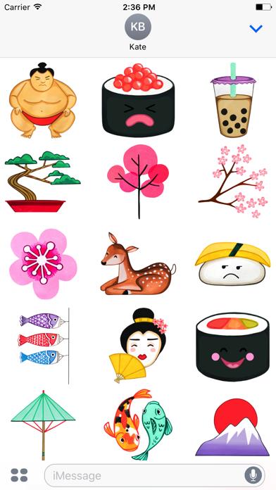 Japan by MarcyMoji screenshot one