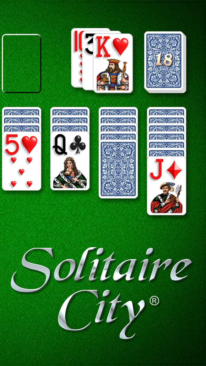 Solitaire City Screenshot
