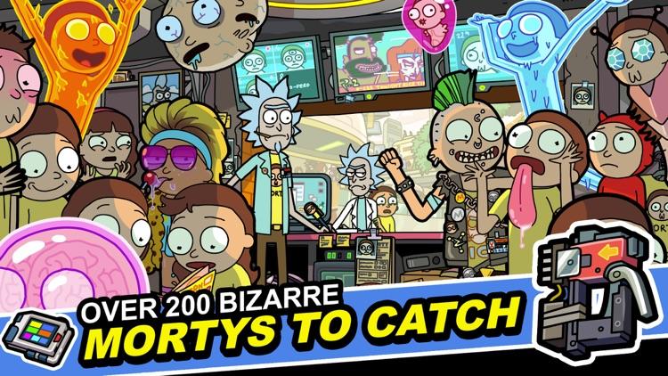 Rick and Morty: Pocket Mortys screenshot-3