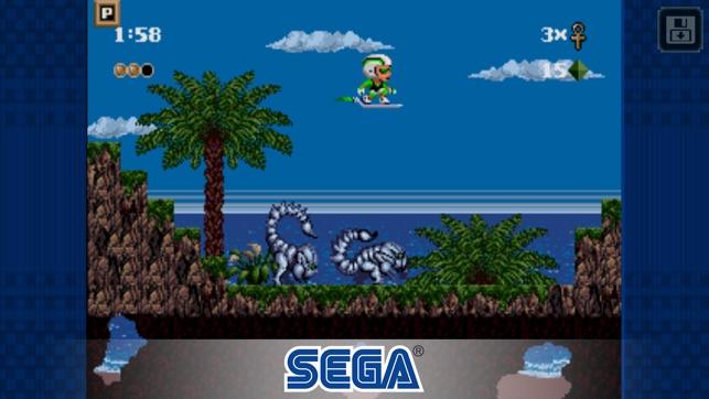 Kid Chameleon Classic Screenshot