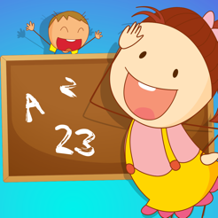 ABC School Learning Game for Children: Learn in the Classroom