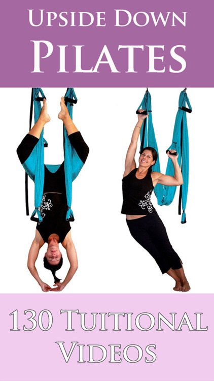 Upside Down Pilates
