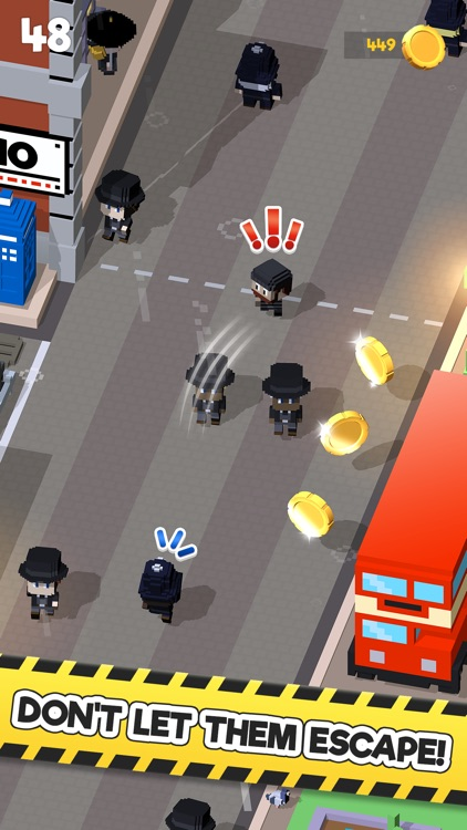 Blocky Cops screenshot-1