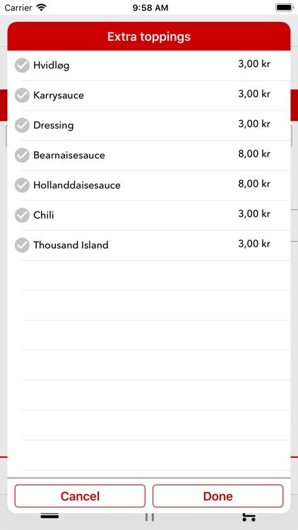 SaSa Pizza Sønderborg screenshot-5