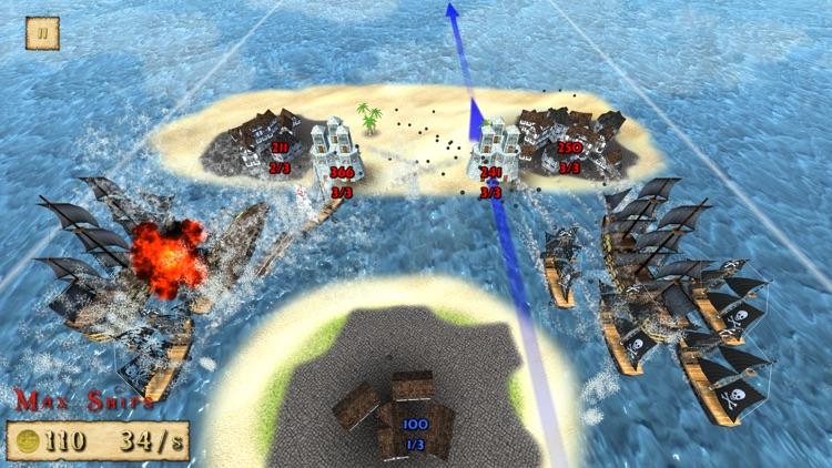 Pirates! Showdown screenshot-4