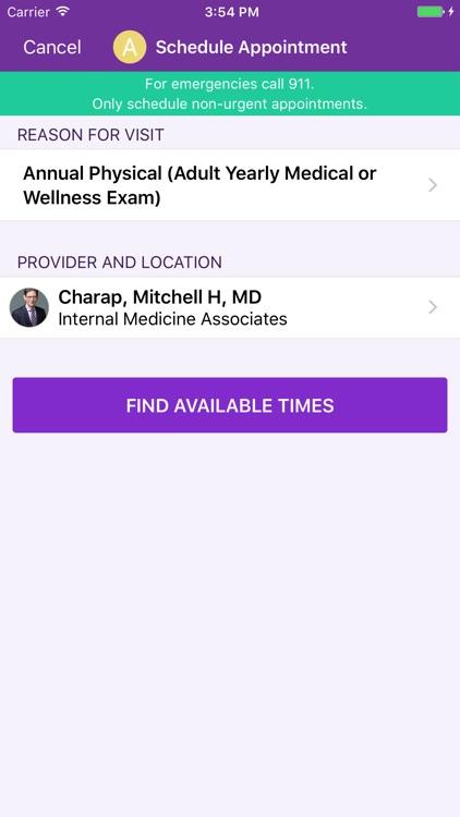 NYU Langone Health screenshot-3