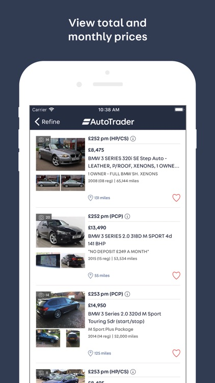 Auto Trader - New & Used Cars screenshot-3