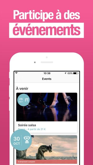 download Meetic: Dating & Evènements apps 4