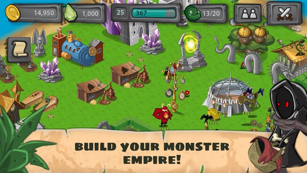 Monster Village Farm hack tool