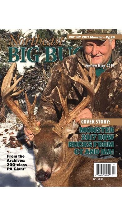 Screenshot for Northeast Big Bucks in United States App Store