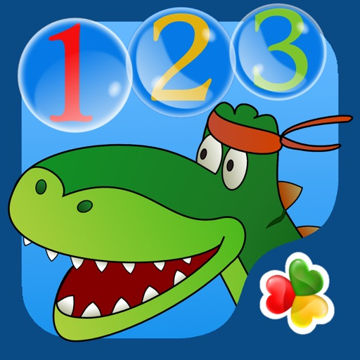 My Dino Companion: Kids Math