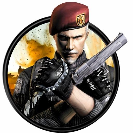 FPS Sniper - Special Forces iOS App