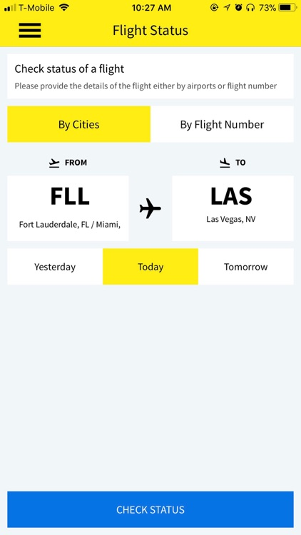 Spirit Airlines Check-in screenshot-3