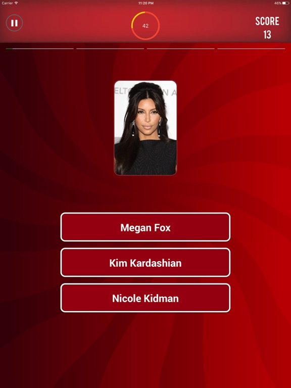 celebrity quizzes for adults